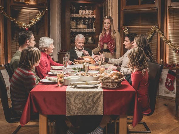 Family holiday drama brings on big changes this year