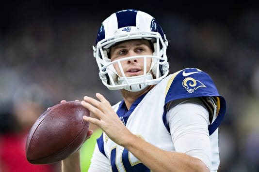 Los Angeles Rams V New Orleans Saints
