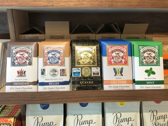 Mongers' Provisions in Midtown Detroit sells chocolate from across the globe.