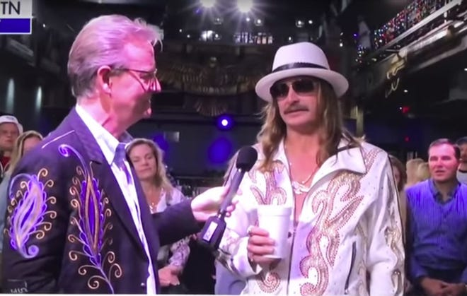 "Kid Rock used an expletive to describe Behar during an interview Friday on ""Fox & Friends."""