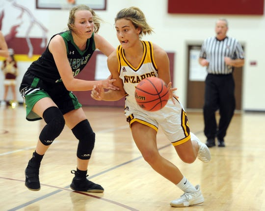 The Windsor girls basketball team hosts Berthoud in a key conference game at 6:30 p.m. Tuesday.