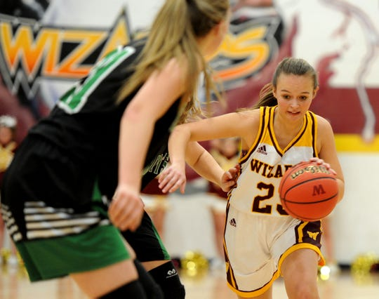 The Windsor girls basketball team hosts Erie at 6:30 p.m. Thursday.