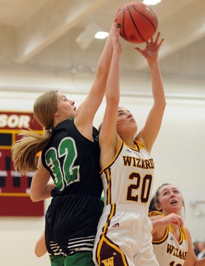 The Windsor and Fossil Ridge girls basketball teams both host second-round 5A playoff games at 6:30 p.m. Friday. Windsor's is against Legacy and Fossil Ridge's is against Denver South.