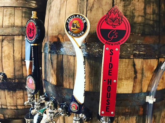 G5 Brewhouse has a red ale on tap made at the Severance brewery.