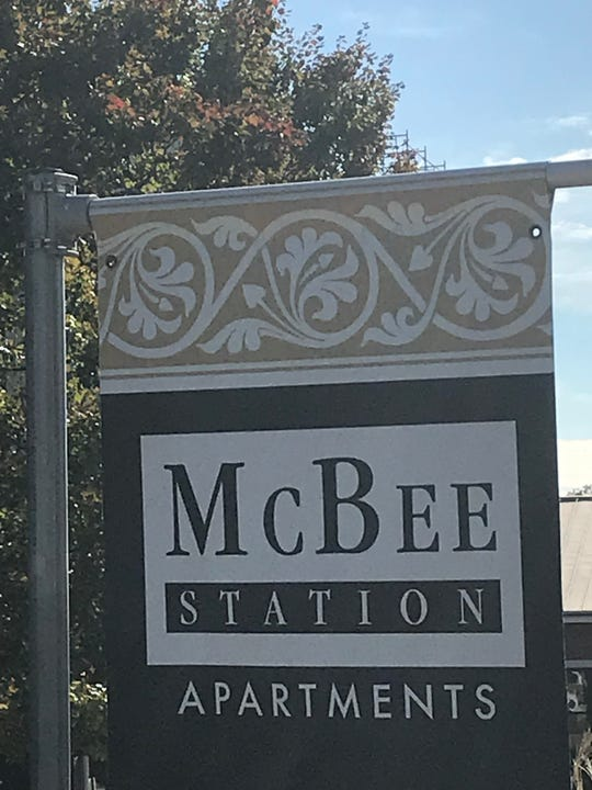 McBee Station apartments