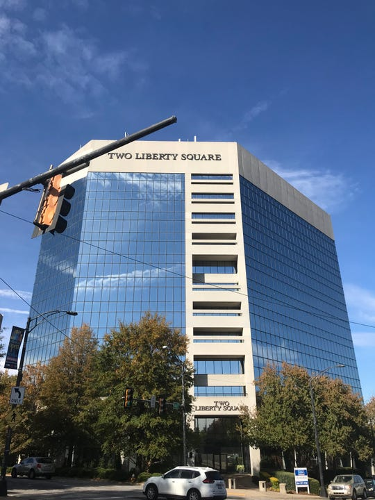 Two Liberty Square office tower