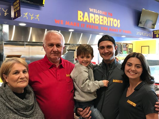 Barberitos Family