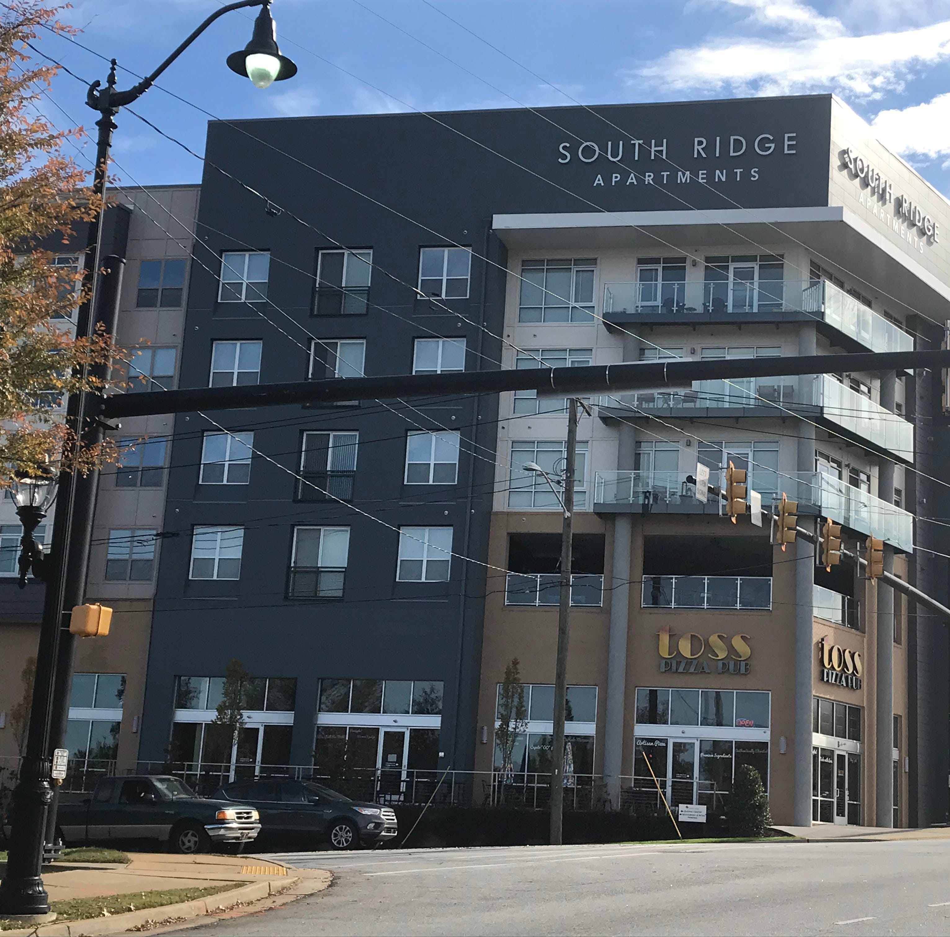 The 10 most valuable properties in downtown Greenville: Apartments lead the way