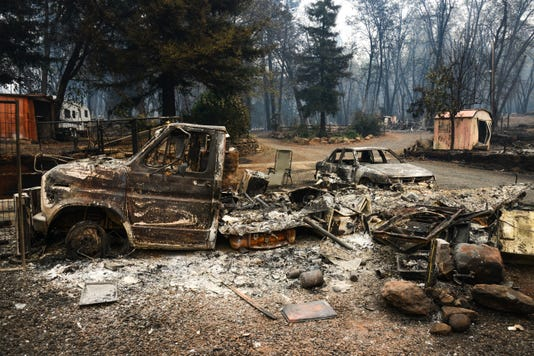 California Wildfires 2018