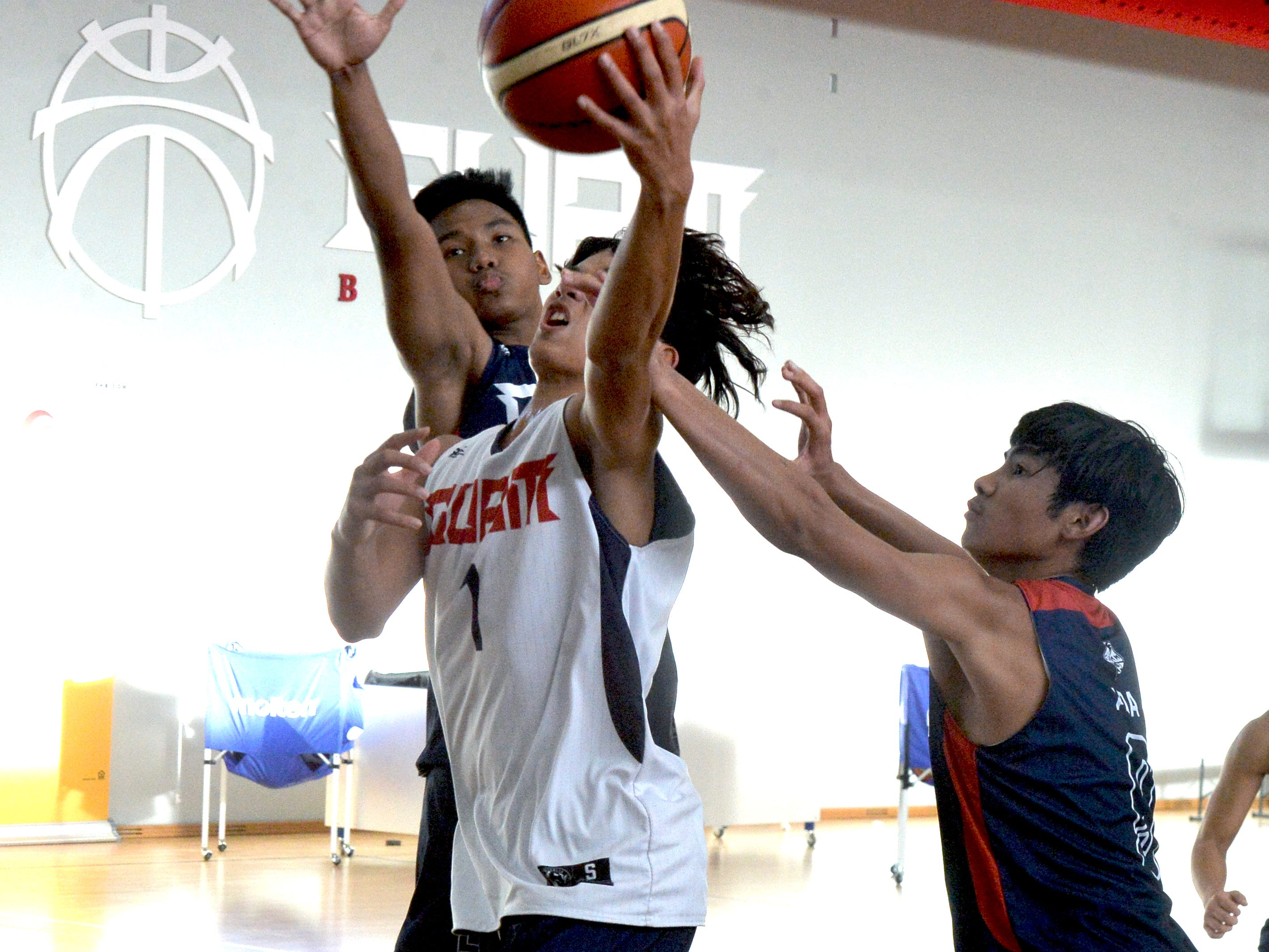 Practicing game scenarios is what keeps Guam's U15 team in game-ready mode as they head to the FIBA U15 Oceania Championships Dec. 4-6 in Papua New Guinea.