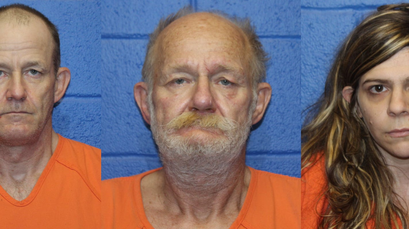 3 charged in early-morning drug raid in Lamar County