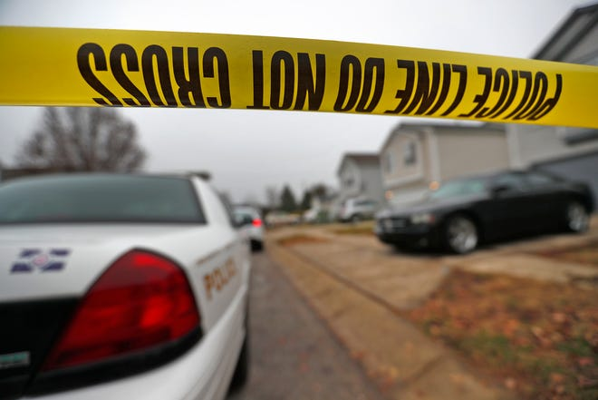Police are investigating a dead body found on the south side.
