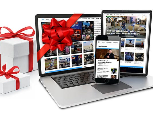 Give a Gift of Award-Winning Local and National News