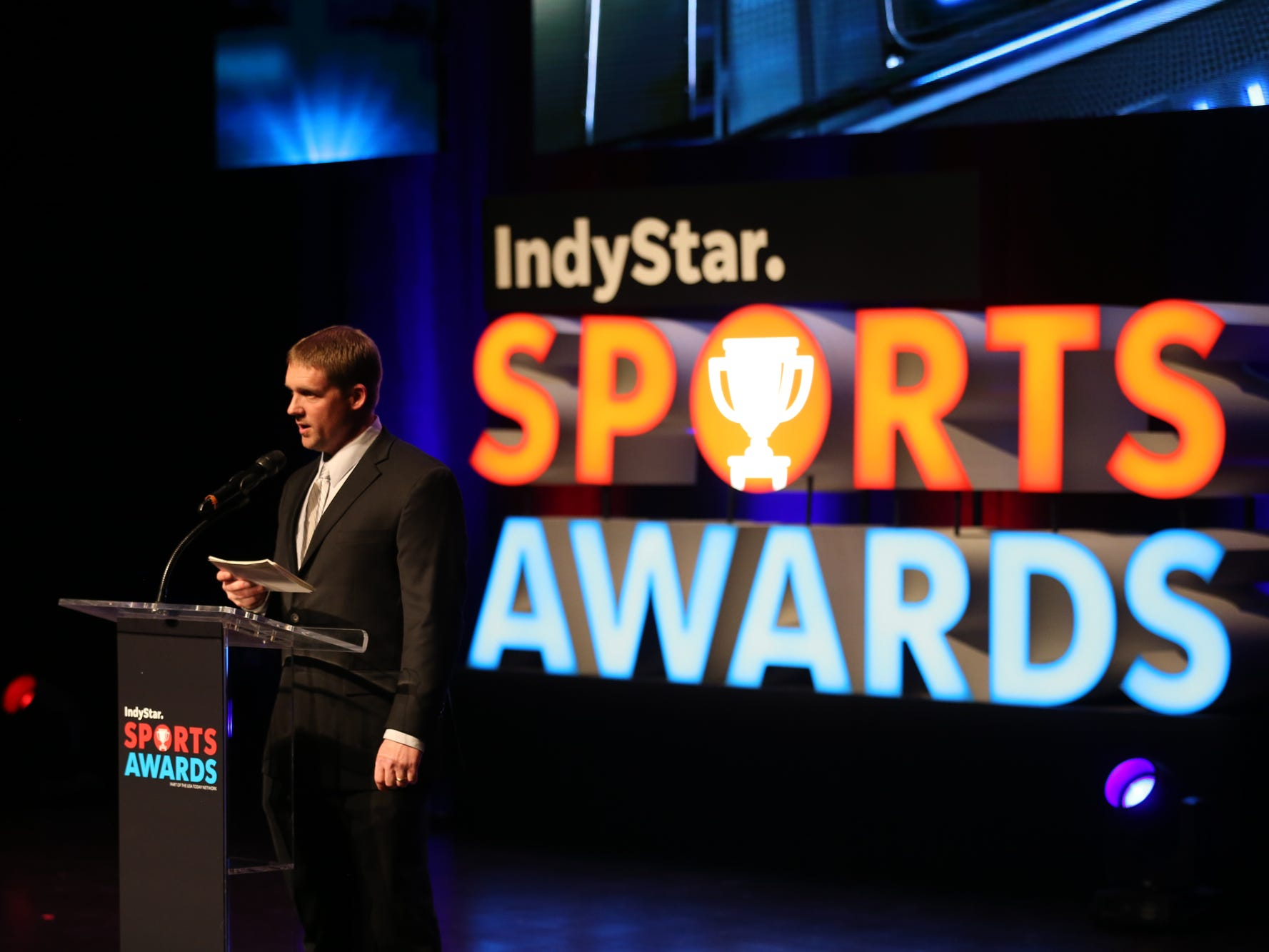See which fall athletes are up for this year's IndyStar Sports Awards