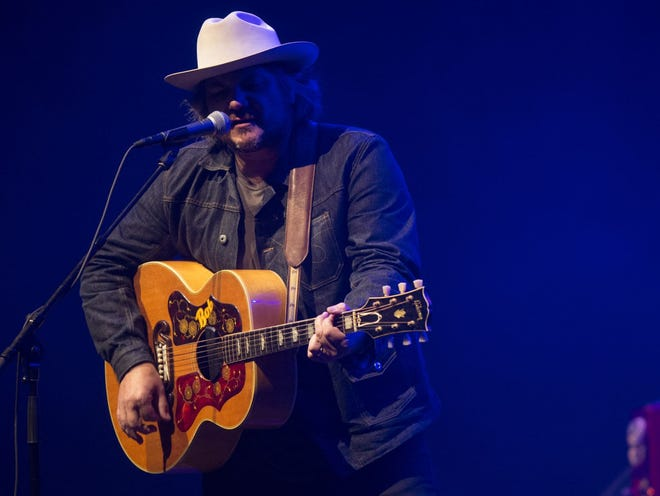 Jeff Tweedy will perform March 21 at Old National Centre.