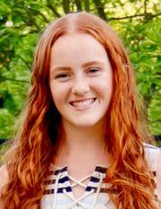 Caroline Joliet, senior, at started A Kid Again Club at Carmel High School