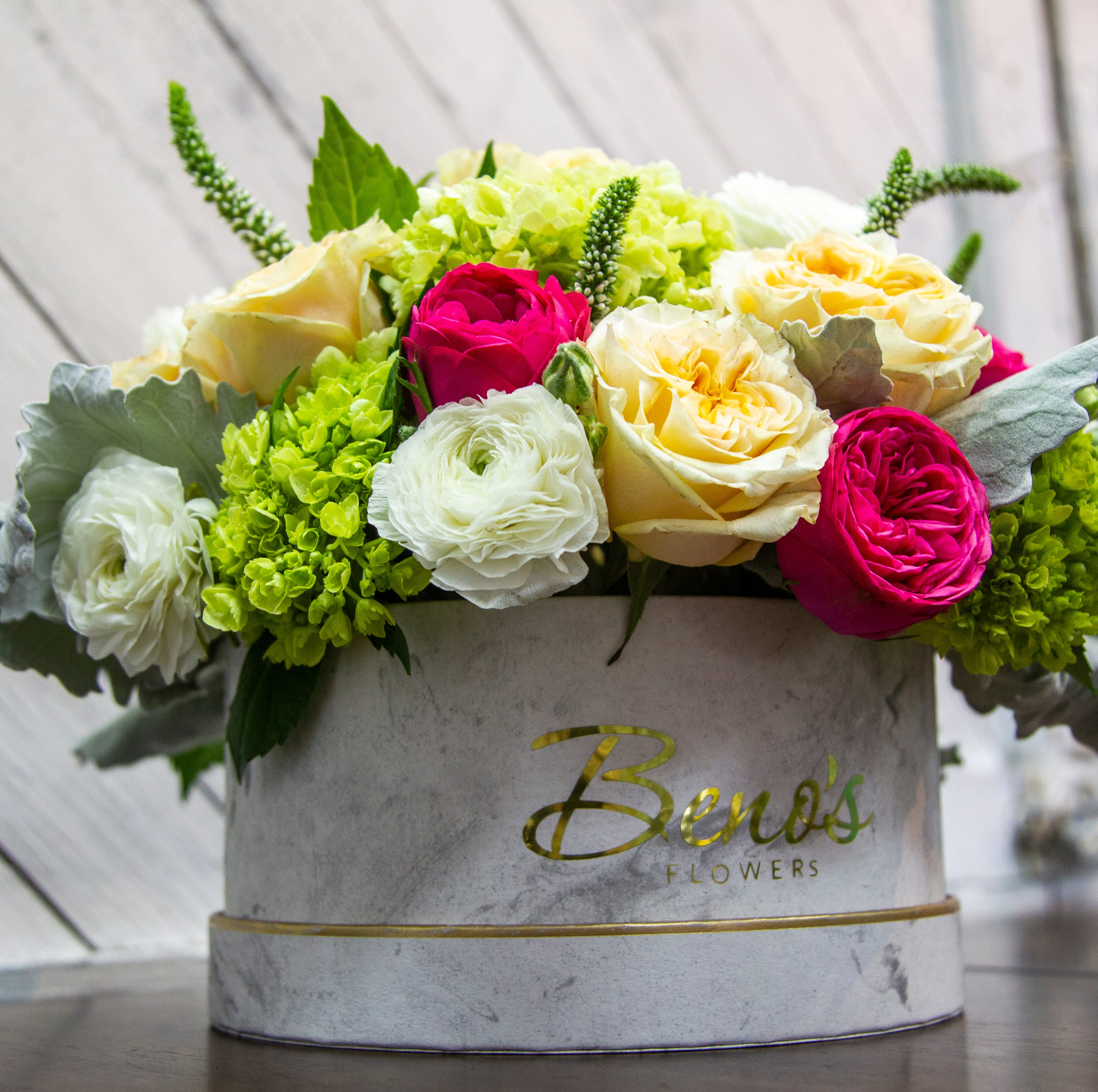 Beno's Flowers brings more blossoms & wedding arrangements to downtown Iowa City