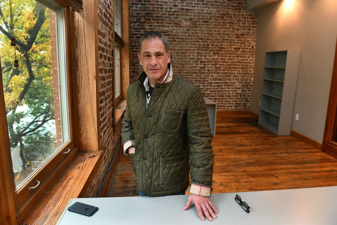 David Weil is the acting chief operating officer for Amplify, a tech company involved with cryptocurrency that is opening its U.S. operations in Knoxville.