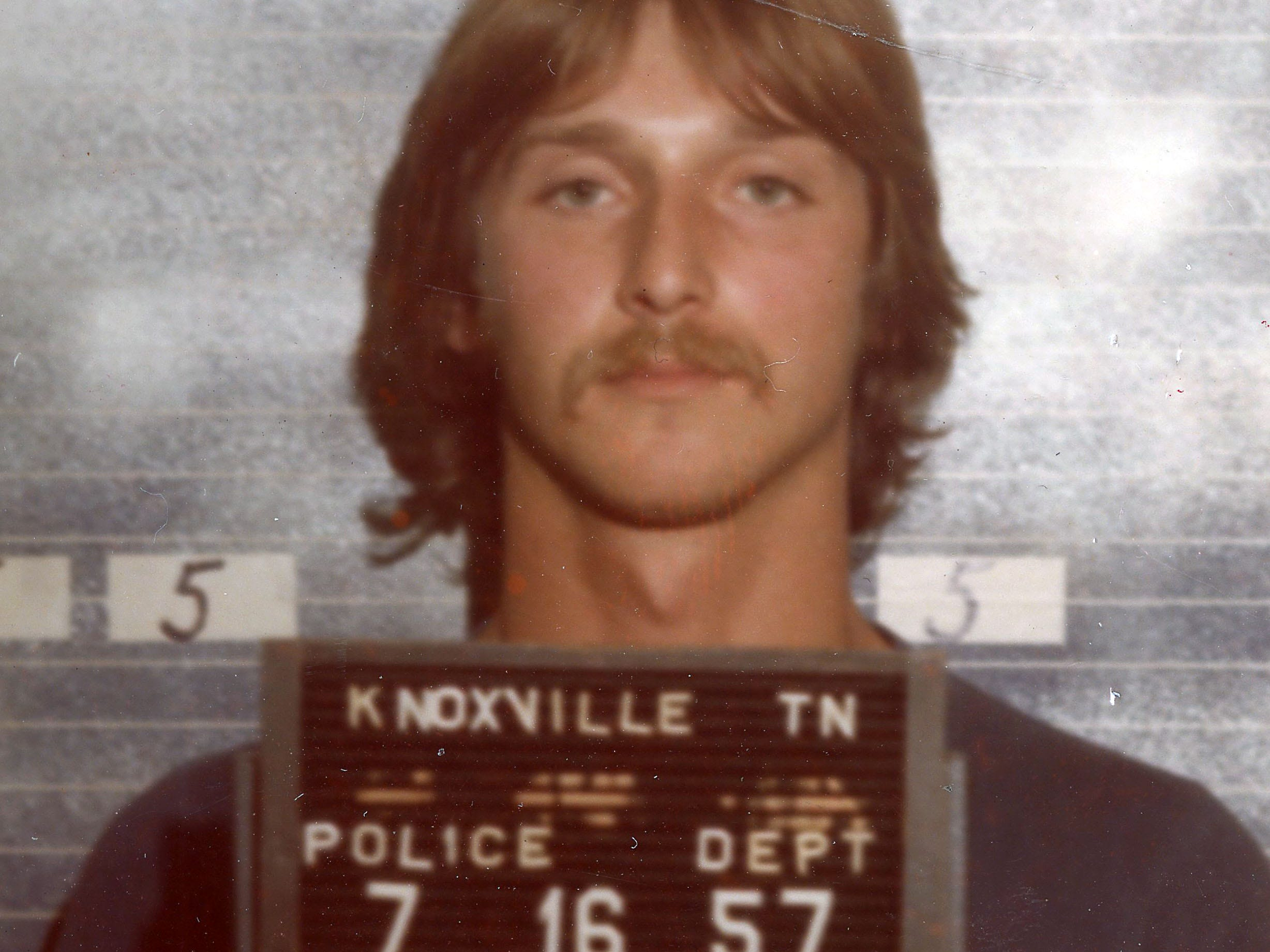 David Earl Miller, scheduled to die Dec. 6, 2018, for killing Lee Standifer in South Knoxville in May 1981.