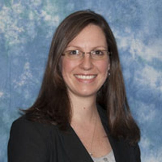 Karns High School Assistant Principal Laicee Hatfield