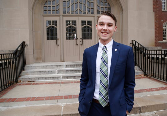 Laf 30 To Watch Daniel Romary Purdue Student Trustee