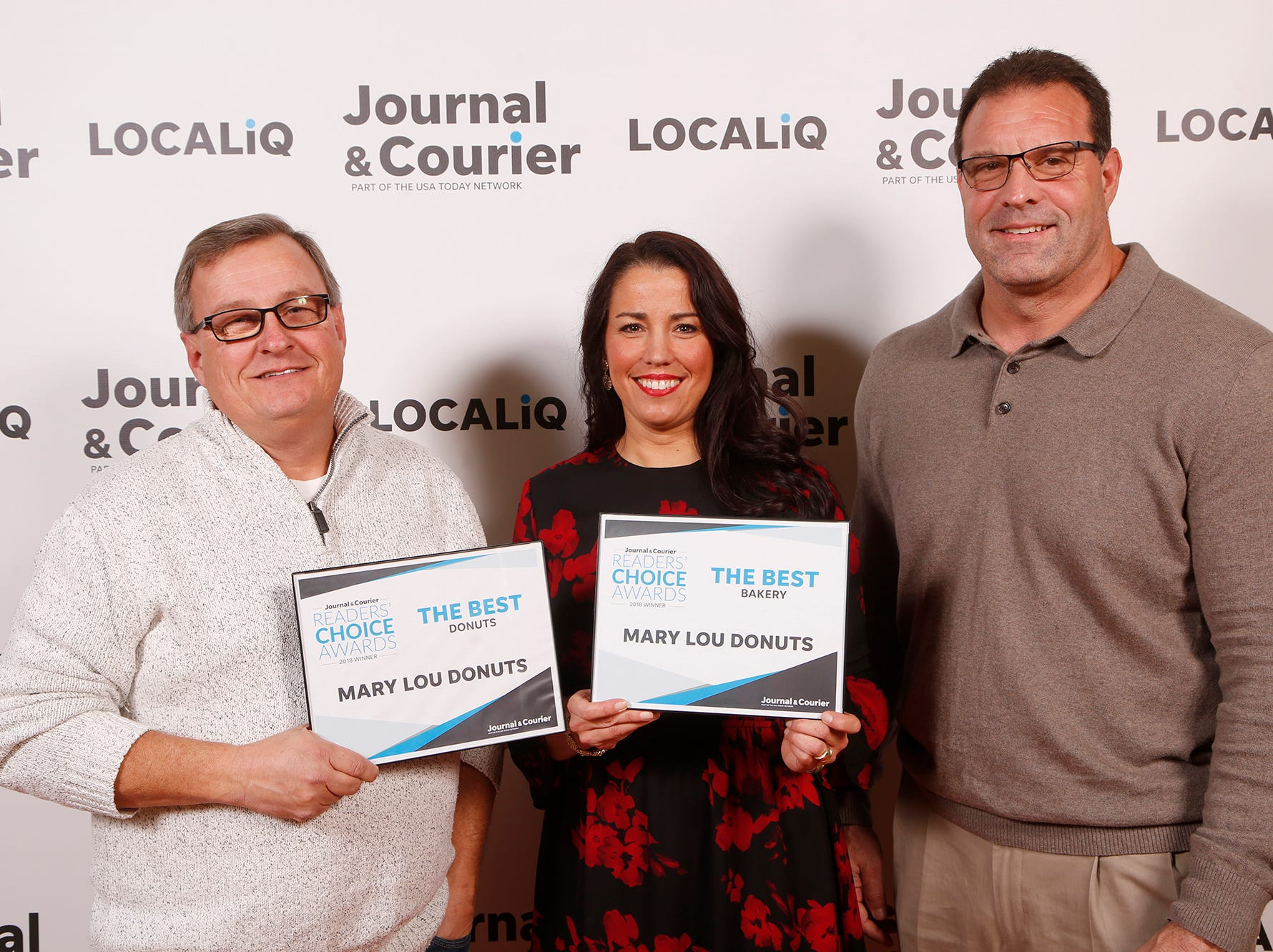 Mary Lou Donuts, Journal & Courier Readers' Choice Awards winner for the best donuts and the best bakery.