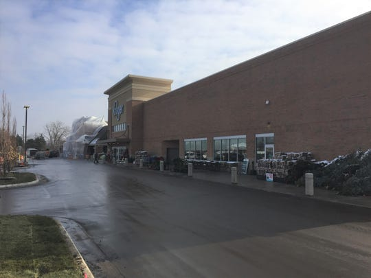 Kroger Co. has expanded by more than 40,000-square feet the company's Brighton store, seen Friday, Nov. 30, 2018. The renovated store is now more than 104,000-square feet.
