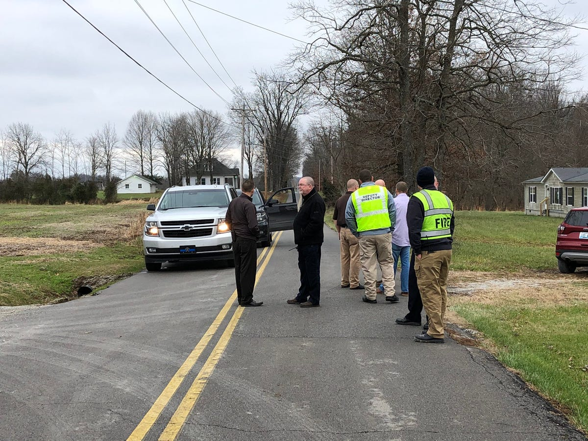 Indiana plane crash: What we know from Memphis, Clark County