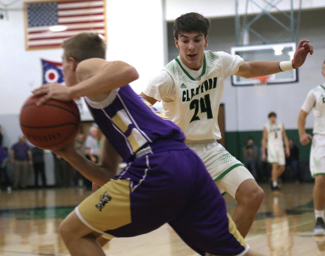Clear Fork's Brennan South leads his Clear Fork Colts in a matchup with Mansfield Christian at 2 p.m. on Saturday at Ontario High School in the 419 Challenge.