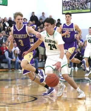 Clear Fork's Brennan South led the Colts to a win over Shelby on Friday night helping Clear Fork grab the early momentum in the Mid-Ohio Athletic Conference.
