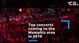From Justin Timberlake to Backstreet Boys, Carrie Underwood and Elton John, here are the top concerts coming to the Memphis area in 2019.