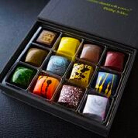 Phillip Ashley Chocolates offers a signature 'Taste of Memphis' assortment on their online store.