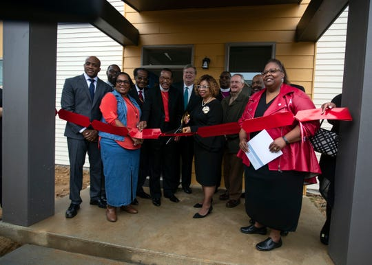 The Church of God in Christ, John Stanley, Inc., and the City of Memphis partnered to develop Mason Homes, a 77-unit affordable rental family housing project on 6.3 acres in Memphis.