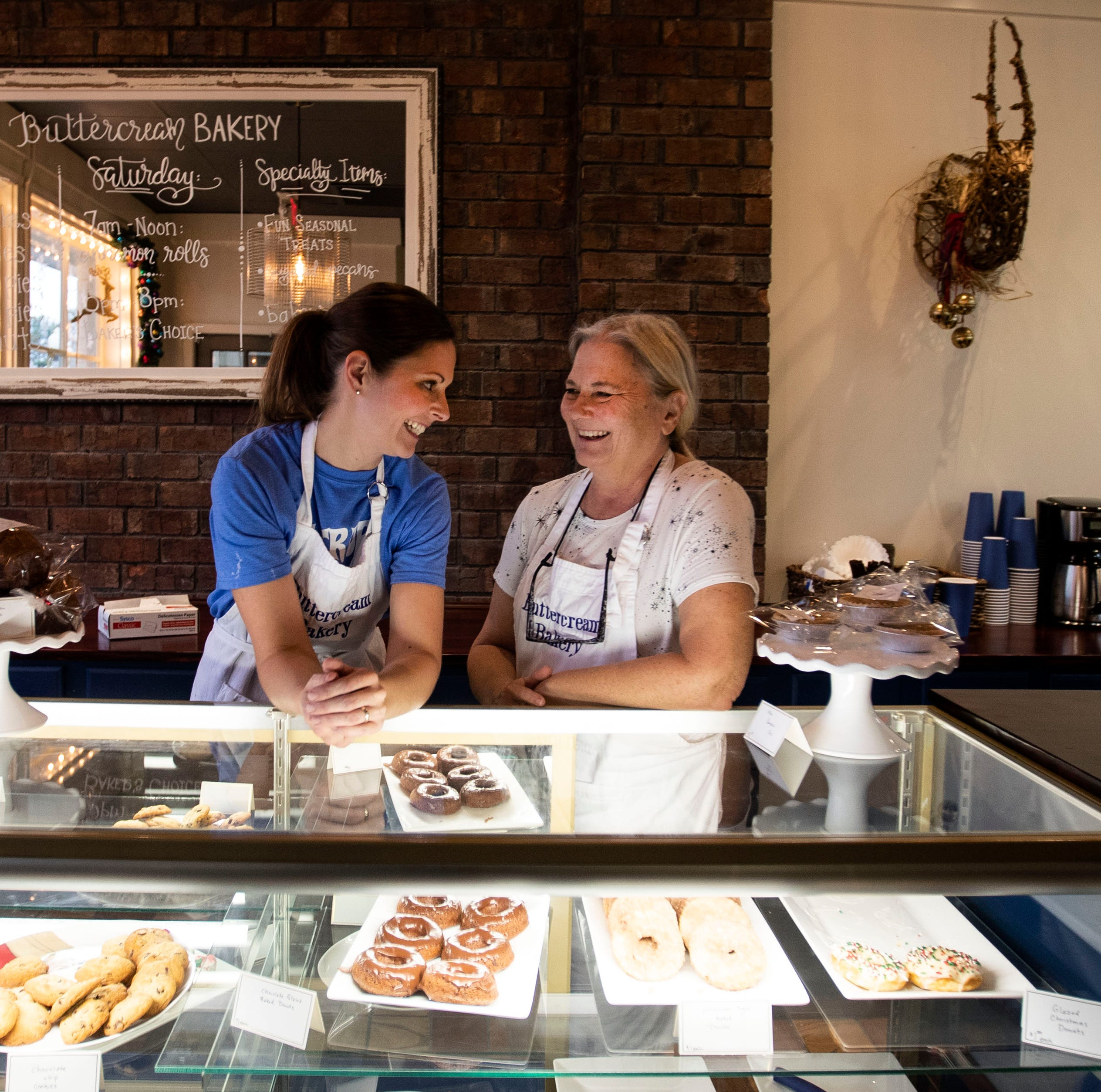 Mother-daughter team offers tasty treats at Bartlett's new Buttercream Bakery