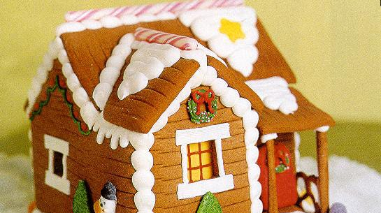 Build A Gingerbread House Dec 9 At Pastiche At The Metro