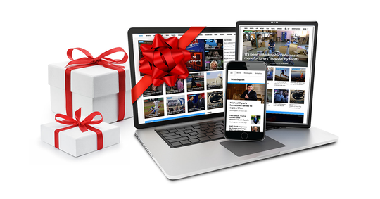 Gift subscriptions are now available at DesMoinesRegister.com/gift.