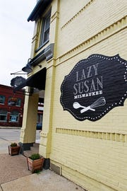 Lazy Susan, is at 2378 S. Howell Ave. in Bay View, is open until 8 p.m. today (Jan. 30). despite the cold.