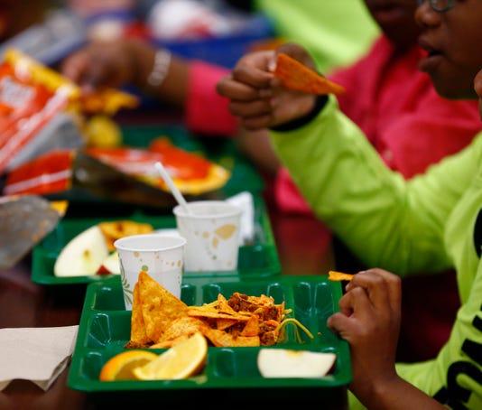 Brown Deer Elementary Lunch Program