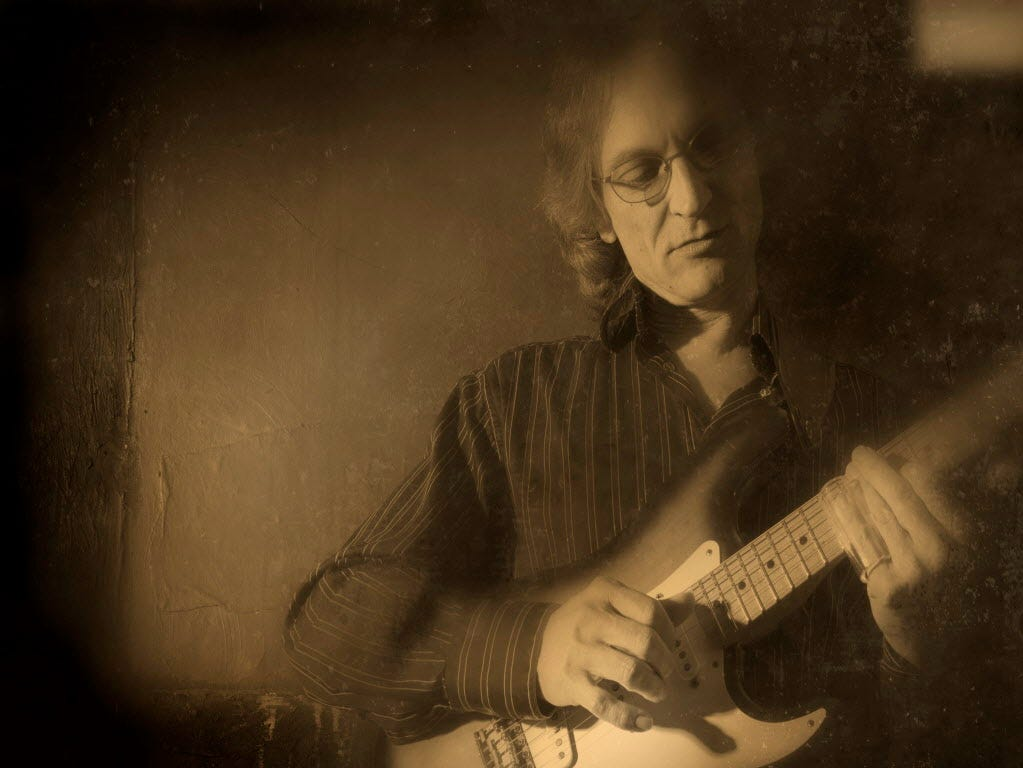 Sonny Landreth promo photo -- CREDIT: Jack Spencer