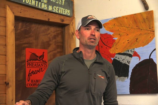 Eric Johannsen, a fourth-generation South Dakota farmer, discusses practices that have helped increase agricultural productivity and provide more wildlife habitat at his family's 6,000-acre ranch southwest of Aberdeen, South Dakota.