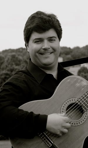"Guitarist Darren O'Neill of Clinton Township will be the featured accompanist for the Harmonium Choral Society's holiday concerts on December 8 and 9 at Morristown United Methodist Church.  The program, ""Nuestra Natividad,"" spotlights Christmas music from Central and South America."