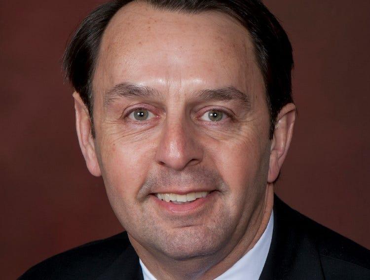 Ball State trustee R. Wayne Estopinal