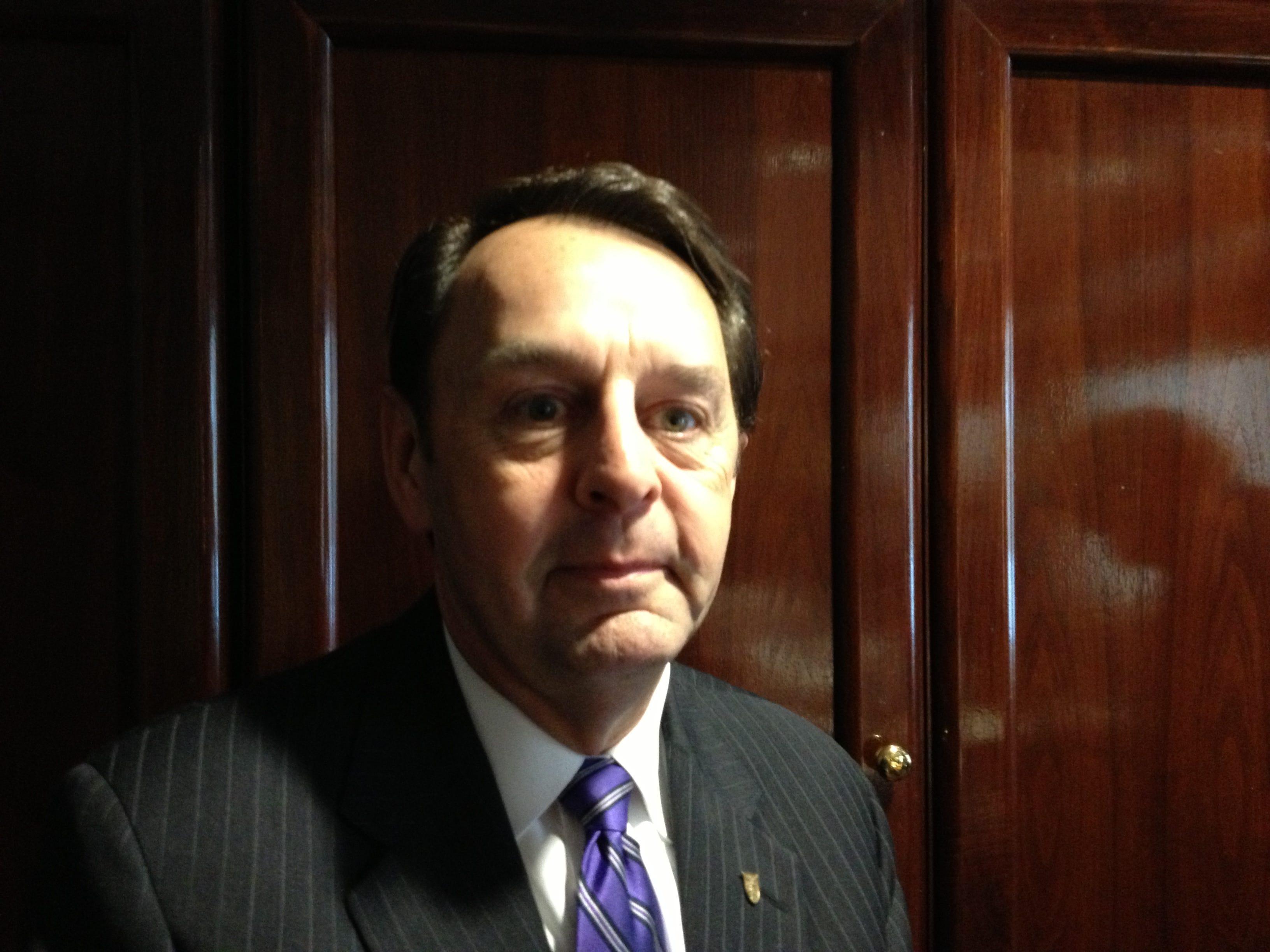 R. Wayne Estopinal, Ball State University trustee