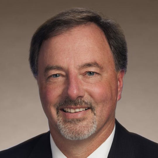 State Sen. Mike Bell, R-Riceville (District 9)
