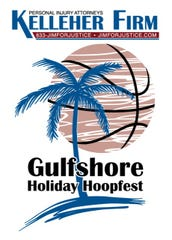 The Kelleher Firm Gulfshore Holiday Hoopfest boys basketball tournament is Dec. 27-30, 2018, at Golden Gate High School.