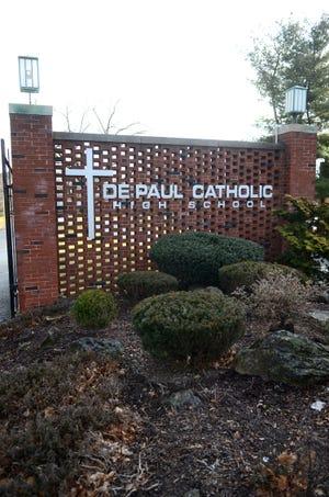 DePaul Catholic High School off of Alps Road in Wayne