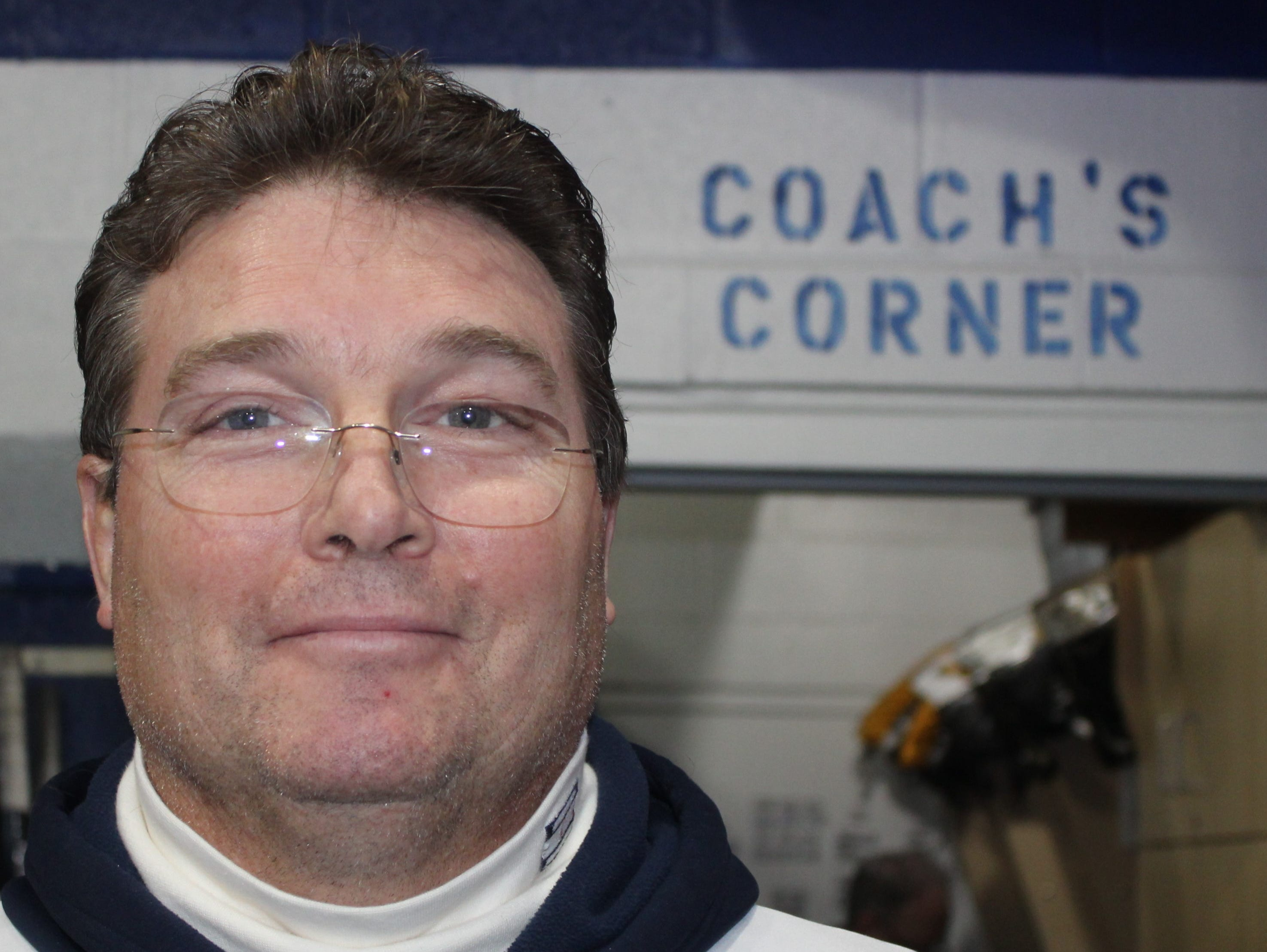 South Lyon Unified's veteran coach Bill McCreary said the program's new locker room was 'due' and a welcome addition.