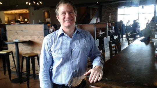 Marty Knollenberg and his partners opened Michigan's first Sedona Taphouse two years ago in Troy. They plan to open a second location, at Twelve Oaks Mall in Novi, next year.