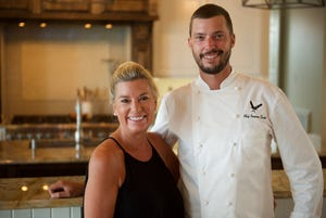 Mother and son Stacey Certain and Jordan Scott recently opened Island Epicurean Food Co. on Perdido Key.