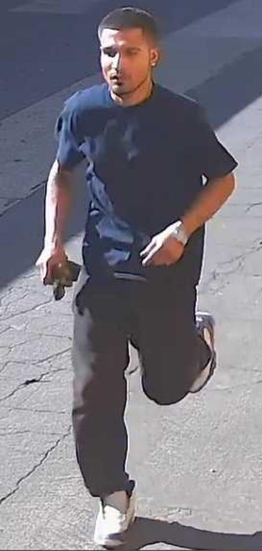 11.26.18 Phoenix Burglary/Arson Suspect